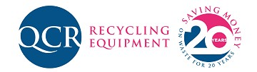 QCR Recycling Equipment: Exhibiting at Street Food Live