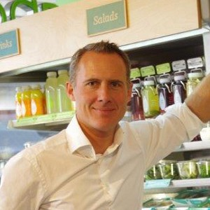 Mark Lilley: Speaking at Street Food Live
