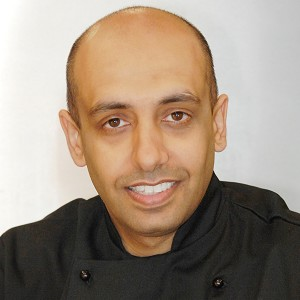 Ajmal Mushtaq: Speaking at the Street Food Live